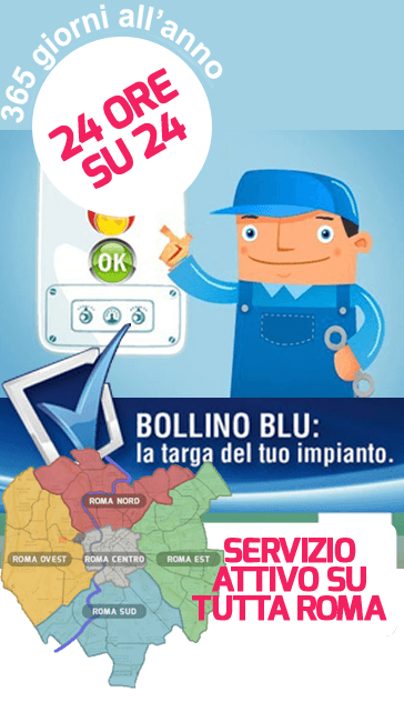Bollino Blu Caldaie Roma